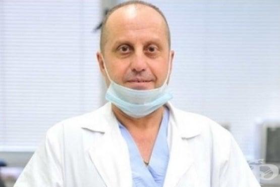 Доц. д-р Христо Кирилов Златанов - изображение