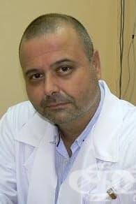 Доц. д-р Мартин Константинов Бърнев - изображение
