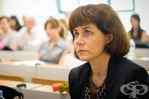 Доц. д-р Зорница Златарова д.м. - изображение