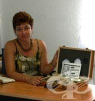д-р Александрина Перчева - изображение