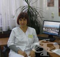 д-р Надя Станьова Вълкова - изображение