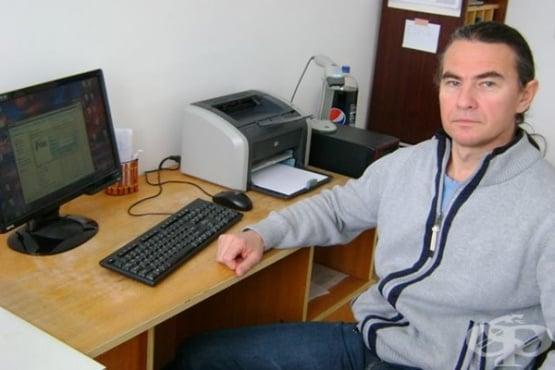 Д-р Андрей Александров Маринов - изображение