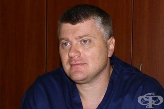 Доц. д-р Атанас Живков Кацаров - изображение