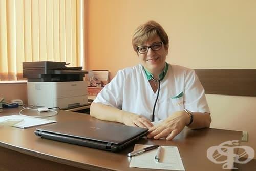 Д-р Бистра Стефанова - изображение