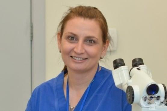 Д-р Борислава Попова - изображение