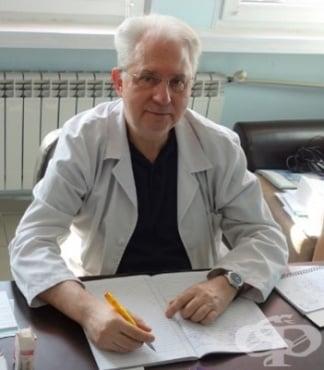 Проф. д-р Ботьо Ангелов, д.м. - изображение