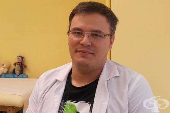 Д-р Димитър Стаматов - изображение
