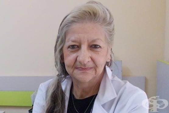 Д-р Елизабет Атанасова Спасова-Матова - изображение