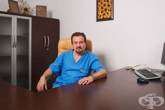 Д-р Георги Николов Геронтиев - изображение