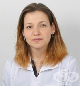Д-р Христина Енчева Кръстева - изображение