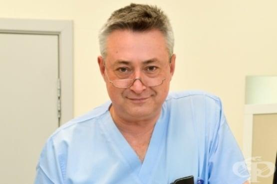 Д-р Илия Карагьозов, д.м. - изображение