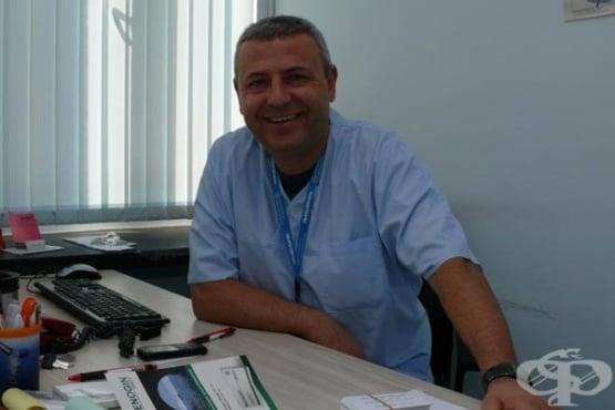 Д-р Ивелин Петков Абушев - изображение