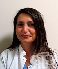 Д-р Ивета Георгиева Ташева-Димитрова, д.м. - изображение