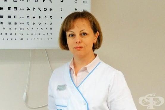 Д-р Мария Иванова Христова - изображение