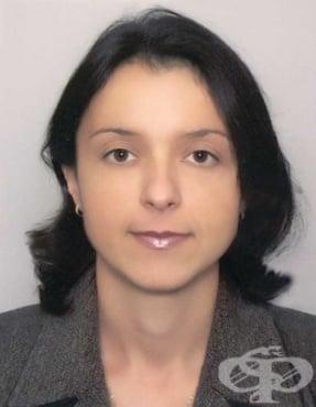 Д-р Миглена Любчева Методиева-Баръмова - изображение