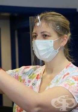 Д-р Надя Георгиева Хаджиангелова - изображение