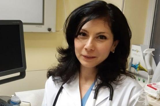 Д-р Надя Найденова - изображение