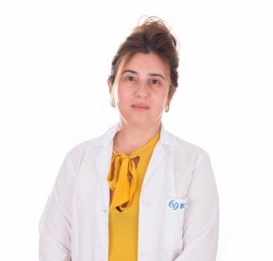 Д-р Надя Илиева Тошева - изображение