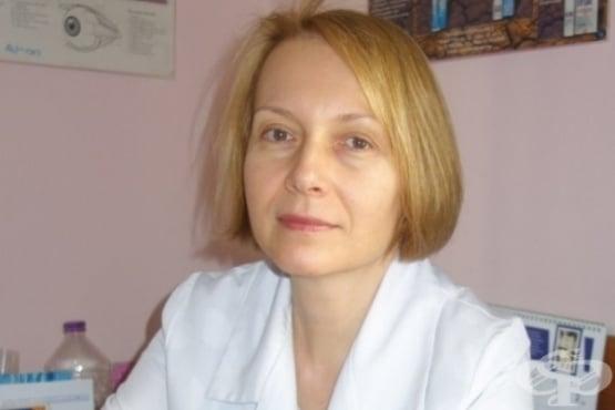 Д-р  Наталия Шамова - изображение