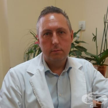 Д-р Пламен Антимов - изображение