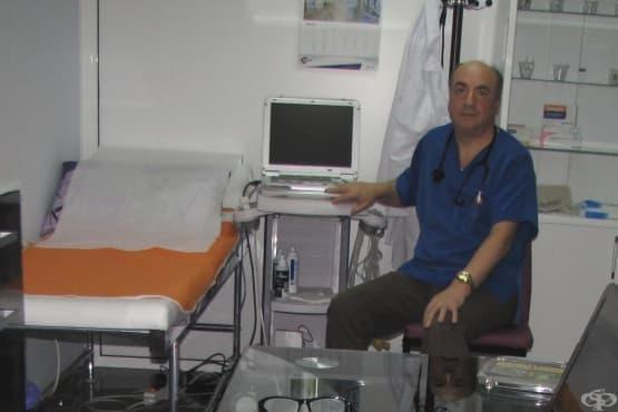Д-р Димитър Шишманов - изображение