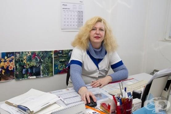 Д-р Светлана Иванова Дюлгерова - изображение