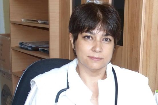 Д-р Таня Желязкова Минева - изображение