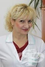 д-р Таня Събева Георгиева - изображение
