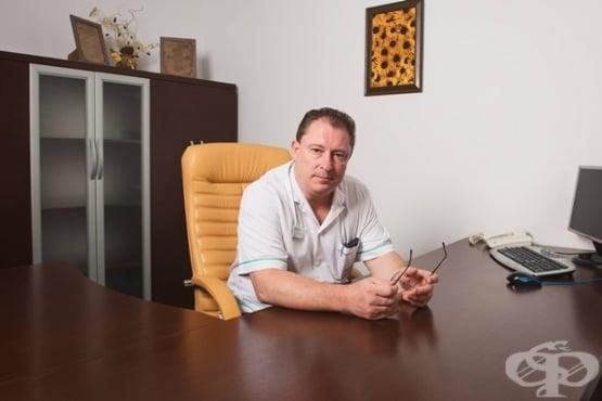 Д-р Велин Георгиев Велчев - изображение