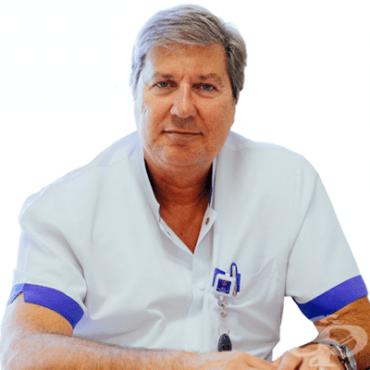 Доц. д-р Венцислав Джурков, д.м. - изображение
