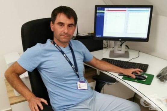 Д-р Явор Йорданов Чобанов - изображение