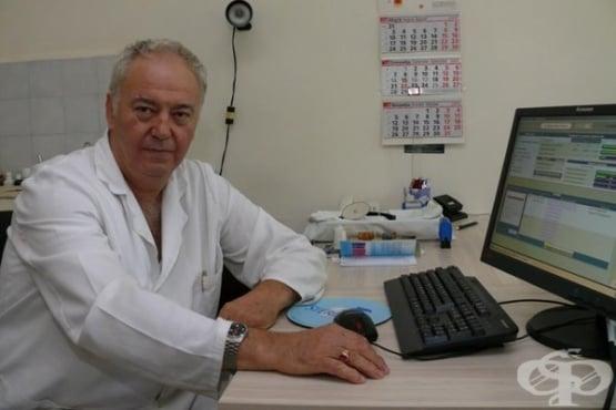 Д-р Йордан Янков Чобанов - изображение