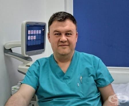 д-р Георги Стоянов Атанасов - изображение