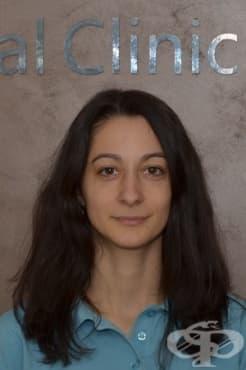 д-р Елена Стоянова - изображение