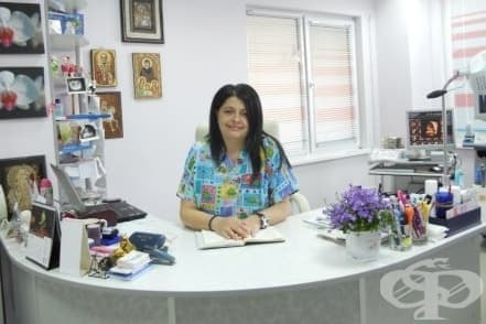 Д-р Ахинора Георгиева Тасева - Галева - изображение