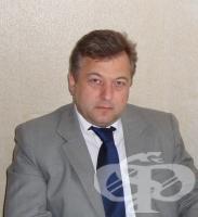 Доц. д-р Пламен Иванчев Георгиев - изображение