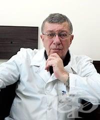 Проф. д-р Константин Георгиев Чернев, д.м.н. - изображение