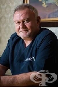д-р Сребрин Томов Попов - изображение