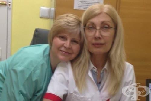 Д-р Нина Стоянова Сярова - изображение