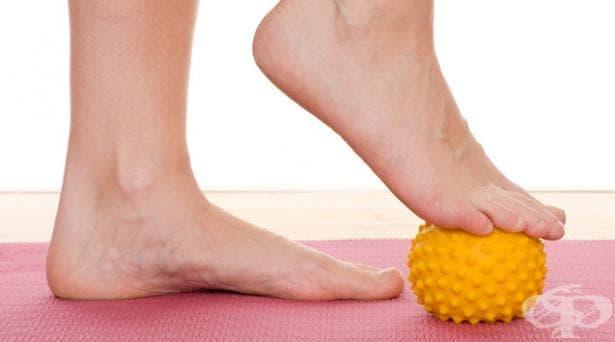 10 лесни упражнения при плоскостъпие - изображение