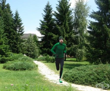 Подготвителен план за състезание на 10000 метра - изображение