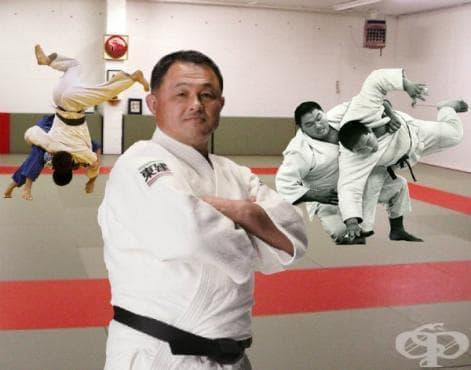 Ясухиро Ямашита – джудо - изображение