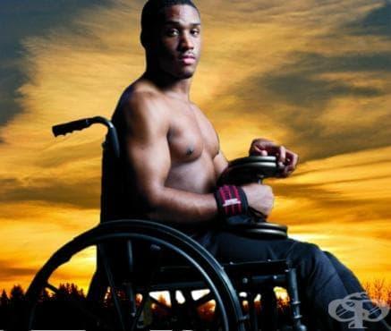 Рори (Крейг) Куунси – културистът с церебрална парализа - изображение