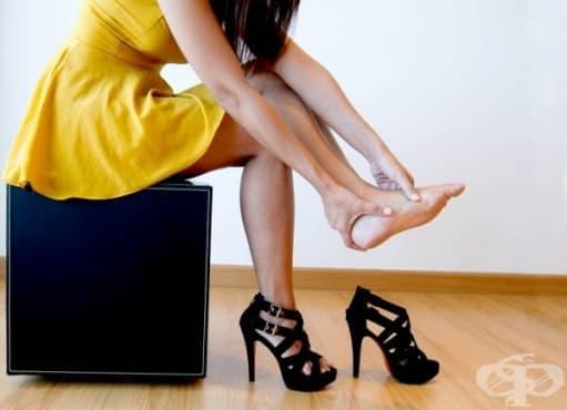 7 полезни упражнения за жените, които носят обувки с високи токчета - изображение
