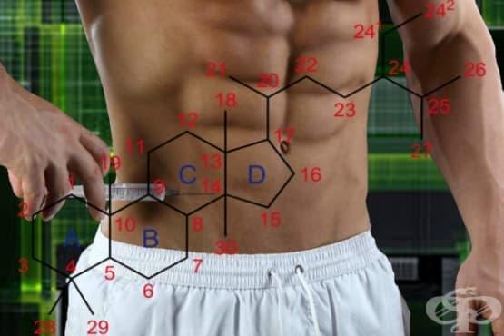 Плюсове и минуси от използването на стероиди - изображение