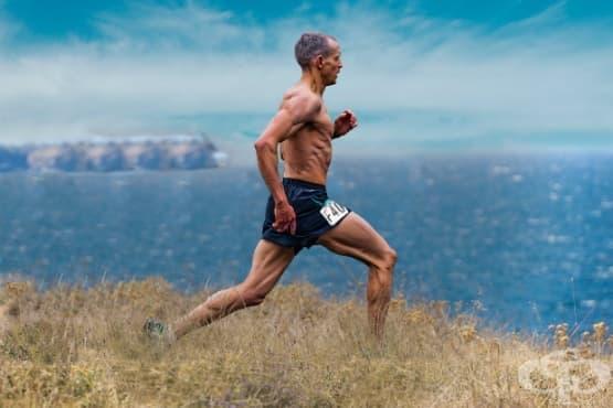 Силова тренировъчна програма за бегачи - изображение