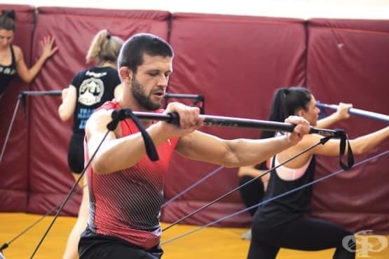 Високоинтензивна тренировъчна програма с Gymstick Original 2.0 за цялото тяло – І комплекс - изображение