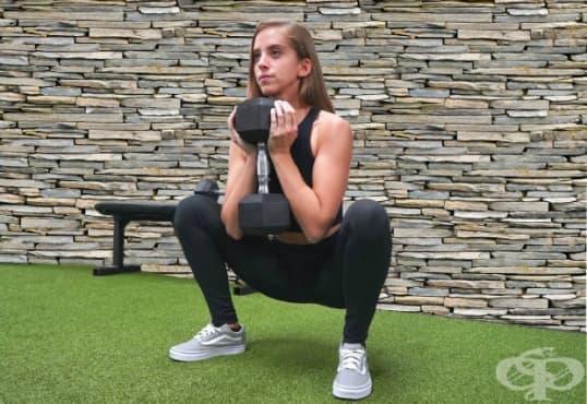 Топ 4 на упражненията за седалищните мускули - изображение