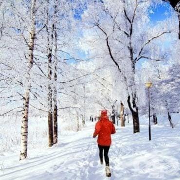 Задължителните неща, които трябва да знаете за тренировки навън през зимата - изображение