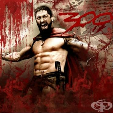 "Тренировъчна програма ""300"" - изображение"